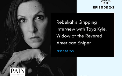 Interview with Taya Kyle, the Widow of the Revered American Sniper