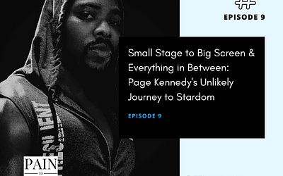 Ep 9: Page Kennedy's Unlikely Journey to Stardom: Small Stage to Big Screen & Everything in Between